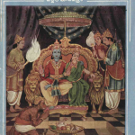 Cover Page of Telugu Magazine Chanadama - April, 1948 Edition