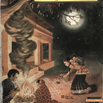 Cover Page of Telugu Magazine Chanadama - January, 1948 Edition