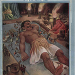 Cover Page of Telugu Magazine Chanadama - May, 1948 Edition