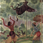 Cover Page of Telugu Magazine Chanadama - October, 1949 Edition